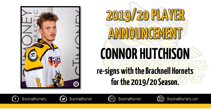 Connor Hutchison Announcement