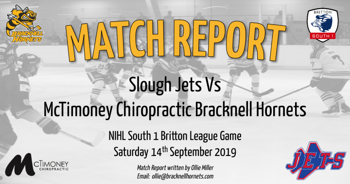 Match Report v Slough