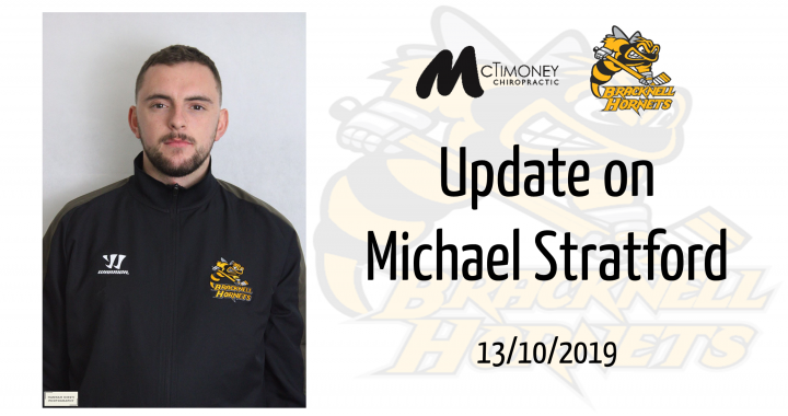 Update on Michael Stratford